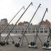 jimmy jib camera crane