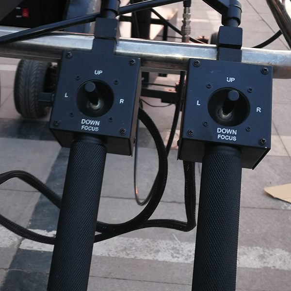 super telescopic crane controller