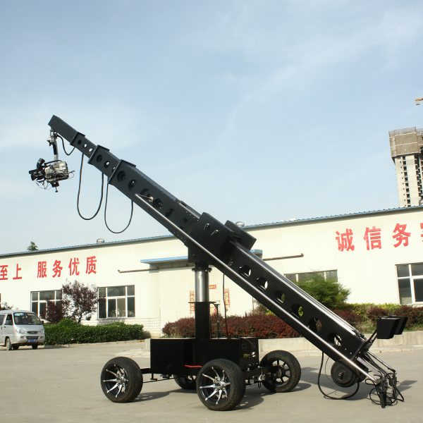 super telescopic camera crane