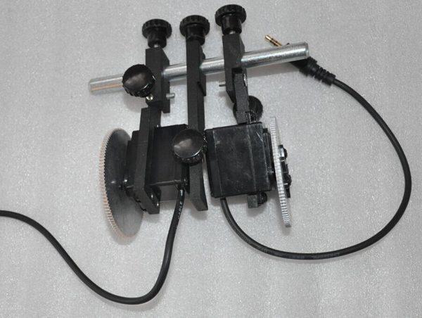 lens servo system