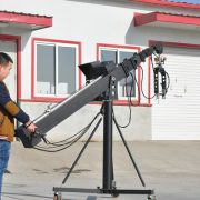 5m telescopic camrea crane