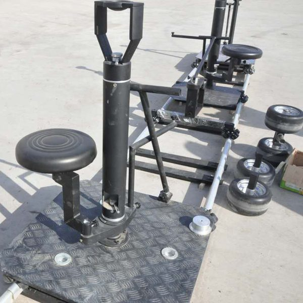 camera dolly with chair