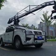 car camera crane