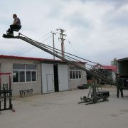 6 Meters Camera Crane With Seat