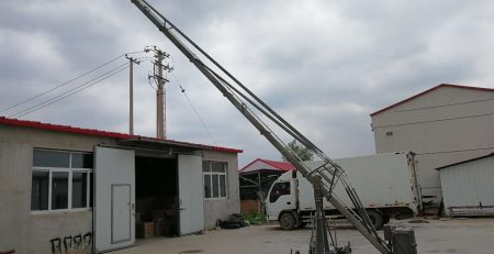 Copy of GFM 12 Meters Camera Crane