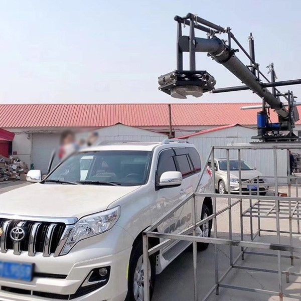 Car Mounted Camera Crane damper