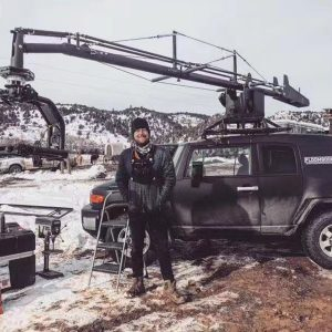 Higher Standard Car Mounted Camera Crane