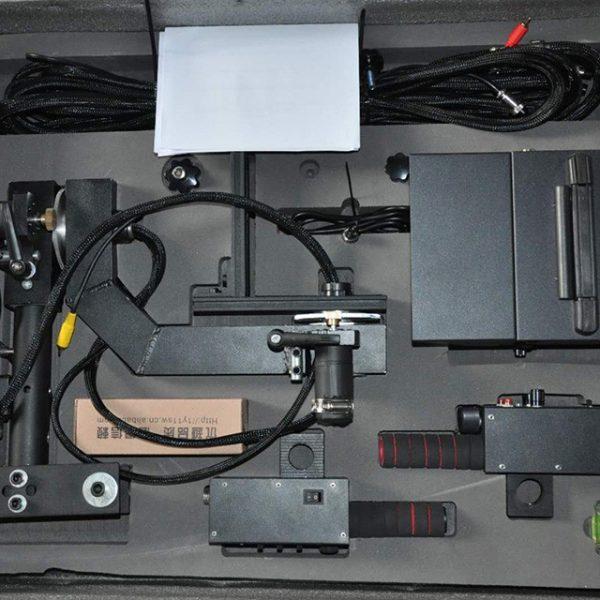 DV Camera Crane Head Parts
