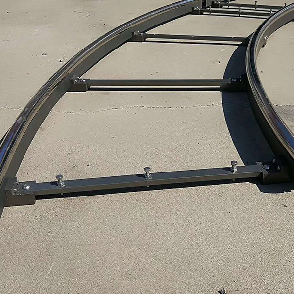curved rail