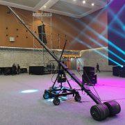 jimmy jib crane camera
