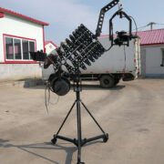 telescopic camera jib