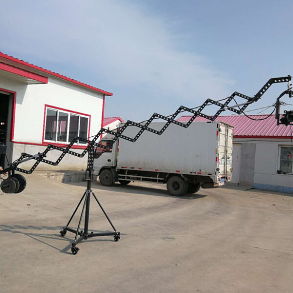 telescopic camera jib crane