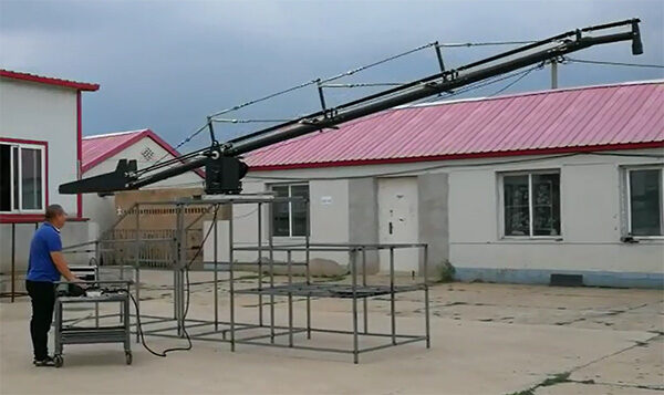 7m car crane