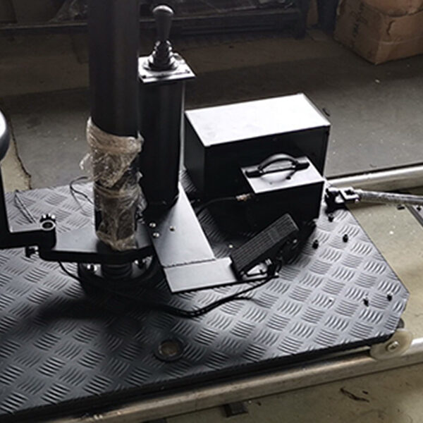 camera dolly with pedal