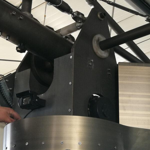 camera car crane base