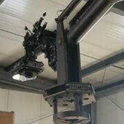 camera car crane head