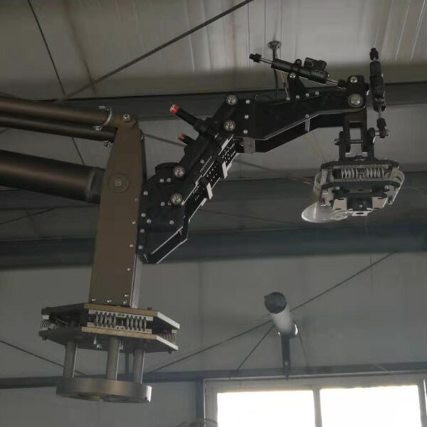 car camera crane head