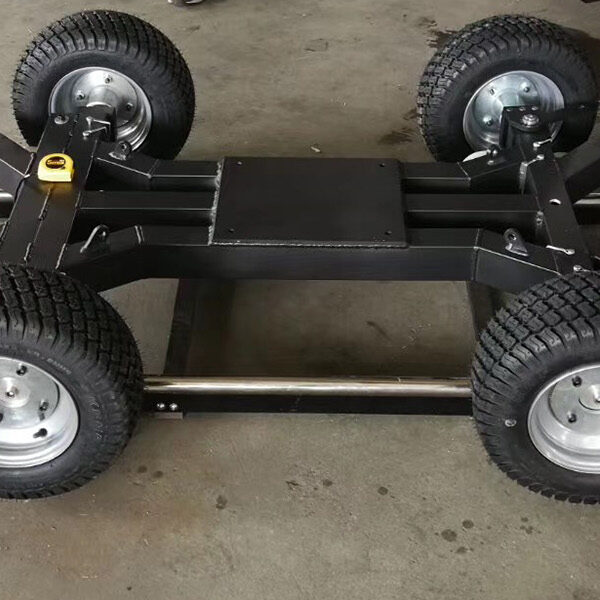 inflatable wheels