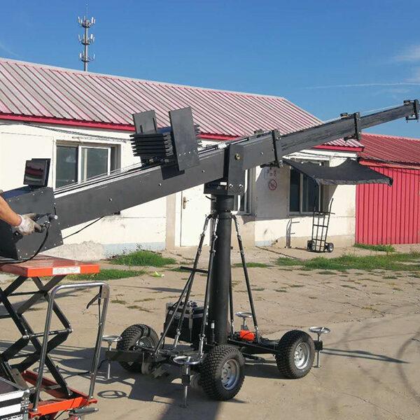6.5M Telescopic Jib Crane